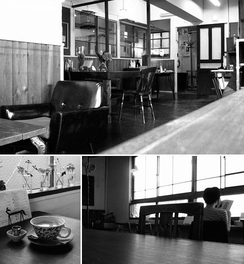 Cafe Epice 店内